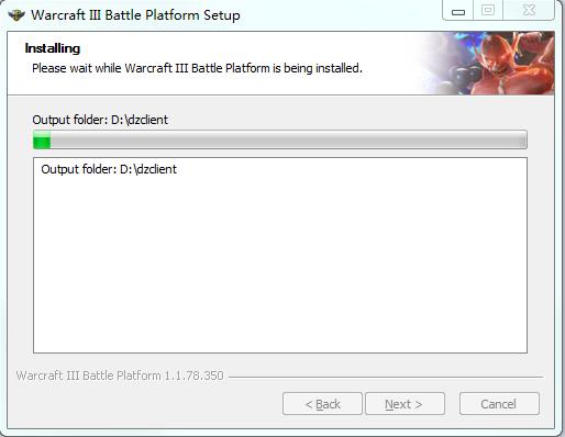 Installation Tutorial-WarcraftIII Battle Platform